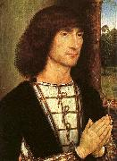 Hans Memling Portrait of a Young Man   www oil painting picture wholesale
