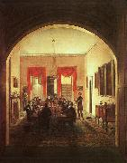 Henry Sargent The Dinner Party oil painting picture wholesale