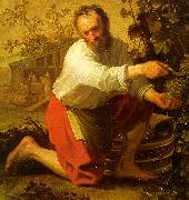 Jacob Gerritsz Cuyp The Grape Grower oil painting picture wholesale