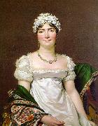 Jacques-Louis  David Portrait of Countess Daru oil painting picture wholesale