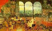 Jan Brueghel The Sense of Hearing Germany oil painting reproduction