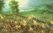 Jan Brueghel The Battle of Issus oil painting picture wholesale