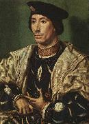 Jan Gossaert Mabuse Portrait of Baudouin of Burgundy a oil painting picture wholesale