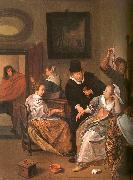 Jan Steen The Doctor's Visit oil painting artist