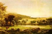 Jasper Cropsey Serenity oil painting picture wholesale