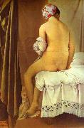 Jean Auguste Dominique Ingres The Bather of Valpincon oil painting