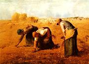 Jean Francois Millet The Gleaners oil painting