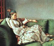 Jean-Etienne Liotard Marie-Adelaide of France in Turkish Dress oil painting artist