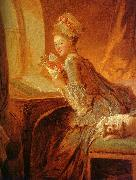 Jean-Honore Fragonard The Love Letter oil painting picture wholesale