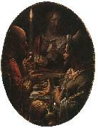 Joachim Wtewael Supper at Emmaus oil painting picture wholesale
