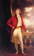 John Hoppner Captain George Porter oil painting picture wholesale