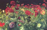 John Singer Sargent Poppies oil painting picture wholesale
