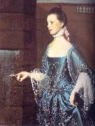 John Singleton Copley Mrs Daniel Sargent oil painting picture wholesale