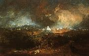 Joseph Mallord William Turner The Fifth Plague of Egypt oil painting picture wholesale