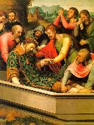 Juan de Juanes The Burial of St.Stephen oil painting picture wholesale
