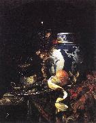 KALF, Willem Still-Life with a Late Ming Ginger Jar oil painting picture wholesale