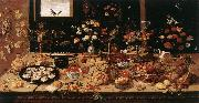 KESSEL, Jan van Still-Life st oil painting picture wholesale