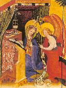 Konrad of Soest Annunciation oil painting picture wholesale