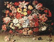 LINARD, Jacques Basket of Flowers 67 oil painting picture wholesale