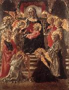 LIPPI, Fra Filippo St Stephen is Born and Replaced by Another Child (detail) sf oil painting picture wholesale