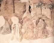 LIPPI, Fra Filippo Disputation in the Synagogue (detail) sg oil painting picture wholesale