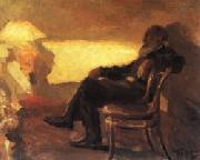 Leonid Pasternak Leo Tolstoy oil painting picture wholesale