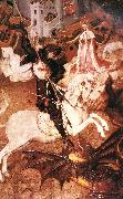 MARTORELL, Bernat (Bernardo) Saint George Killing the Dragon oil painting picture wholesale