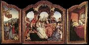 MASSYS, Quentin St Anne Altarpiece sg oil painting picture wholesale
