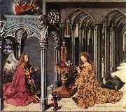 MASTER of the Aix Annunciation The Annunciation sg97 oil painting picture wholesale