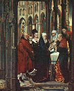 MEMLING, Hans The Presentation in the Temple ag oil painting picture wholesale