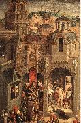 MEMLING, Hans Scenes from the Passion of Christ (detail) sg oil painting picture wholesale
