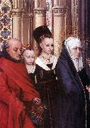 MEMLING, Hans The Presentation in the Temple (detail sg oil painting picture wholesale