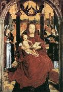 MEMLING, Hans Virgin and Child in a Landscape sg oil painting picture wholesale