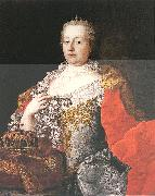 MEYTENS, Martin van Queen Maria Theresia sg oil painting picture wholesale