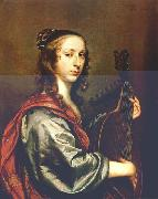 MIJTENS, Jan Lady Playing the Lute stg oil painting picture wholesale