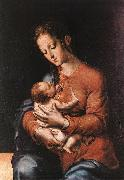 MORALES, Luis de Madonna with the Child gg oil painting artist