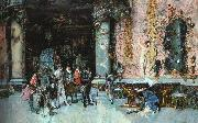 Mariano Fortuny y Marsal The Choice of a Model oil painting picture wholesale