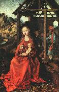 Martin Schongauer Nativity oil painting picture wholesale
