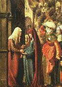 Marx Reichlich The Visitation oil painting picture wholesale