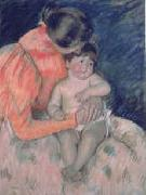 Mary Cassatt Mother and Child  gvv oil painting artist