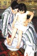Mary Cassatt The Bath oil painting picture wholesale