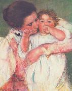 Mary Cassatt Mother and Child  vvv oil painting picture wholesale