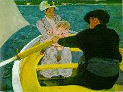 Mary Cassatt The Boating Party oil painting picture wholesale