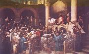Mihaly Munkacsy Ecce Homo Germany oil painting reproduction