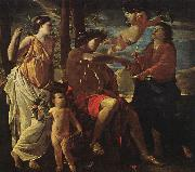 Nicolas Poussin The Inspiration of the Poet oil painting picture wholesale