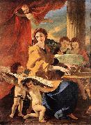 Nicolas Poussin St Cecilia oil painting picture wholesale
