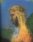 Odilon Redon The Druidess oil painting picture wholesale