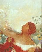 Odilon Redon The Predestined Child oil painting picture wholesale