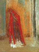 Odilon Redon Oriental Woman oil painting artist
