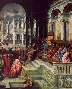 Paris Bordone Presentation of the Ring to the Doges of Venice Germany oil painting reproduction